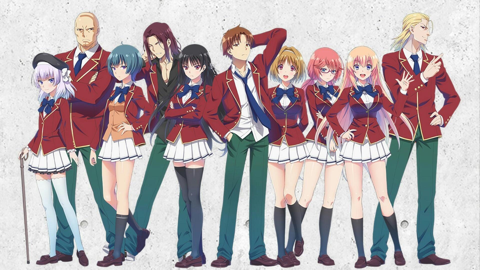 20 Rekomendasi Daftar Anime Winter 2019 Terbaik - Animenoem