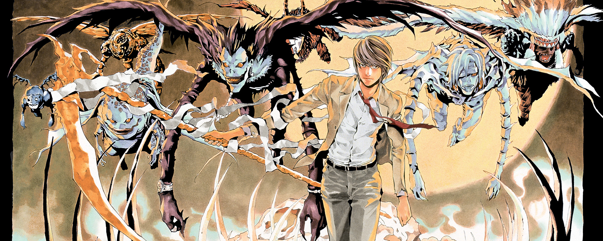 Death Note (manga) – Anime Recommendations
